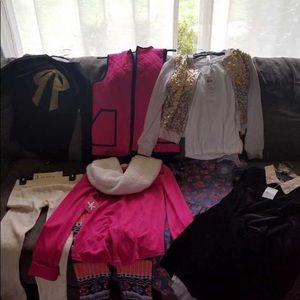 Other - LOT of girls fall/winter clothes! NWT